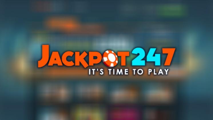 Jackpot247 Casino Welcome